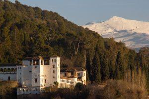 El encanto de Granada