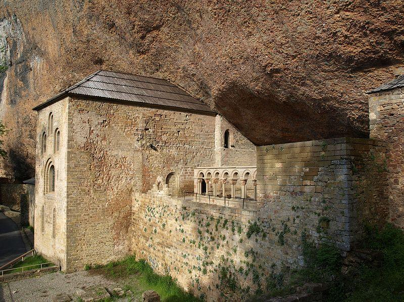 monasterio de san juan de la peña huesca