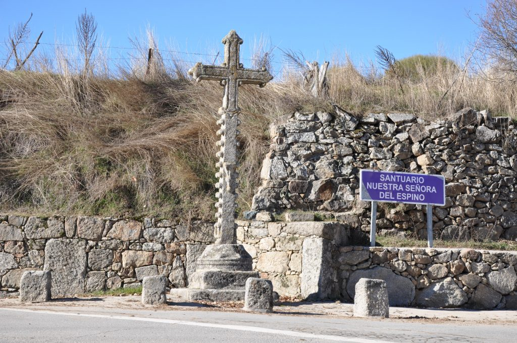 hoyos del espino en Ávila