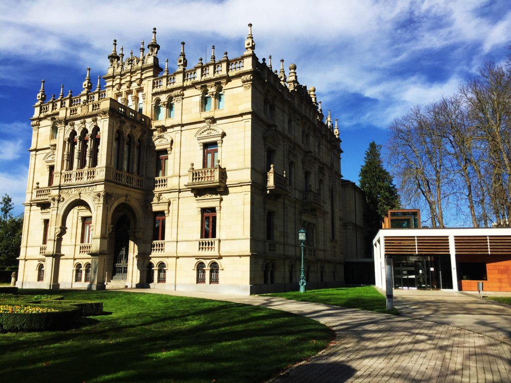 Museo de bellas artes de Vitoria
