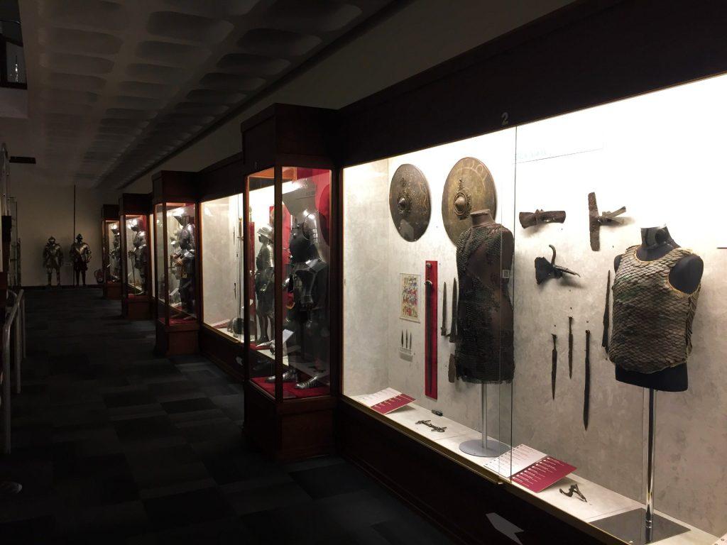 museo de la armería de Vitoria