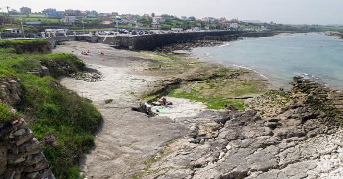 playa de la maruca santander