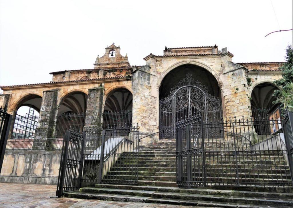 que ver en laredo Iglesia de Santa María de la Asunción