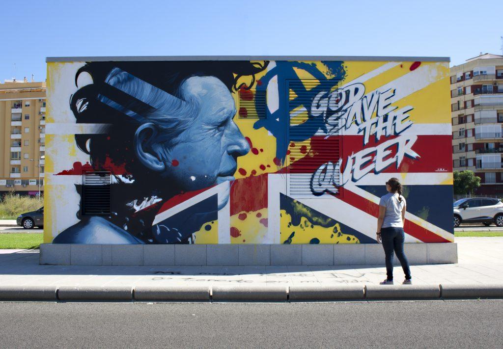 arte urbano en Valencia, Turismo de Proximidad