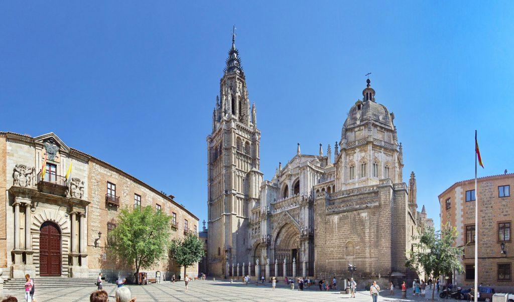 catedral de santa maría de toledo turismo de proximidad