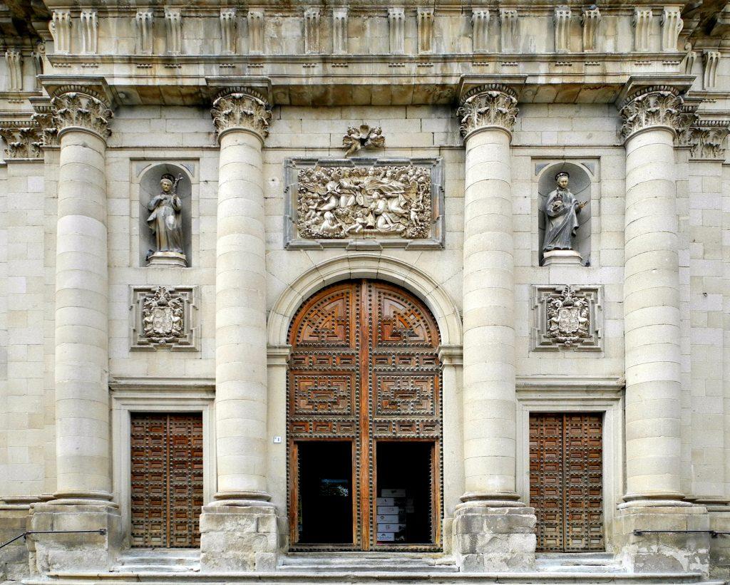Iglesia de los jesuitas en Toledo, Turismo de Proximidad