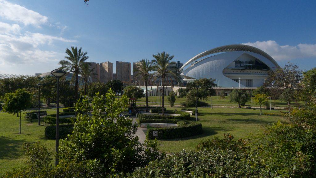 Jardines del Turia en Valencia, Turismo de Proximidad