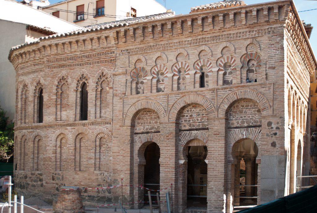 mezquita cristo de la luz en Toledo, turismo de proximidad