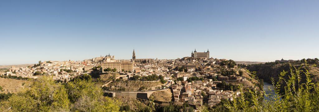 Mirador del Valle en Toledo, Turismo de Proximidad