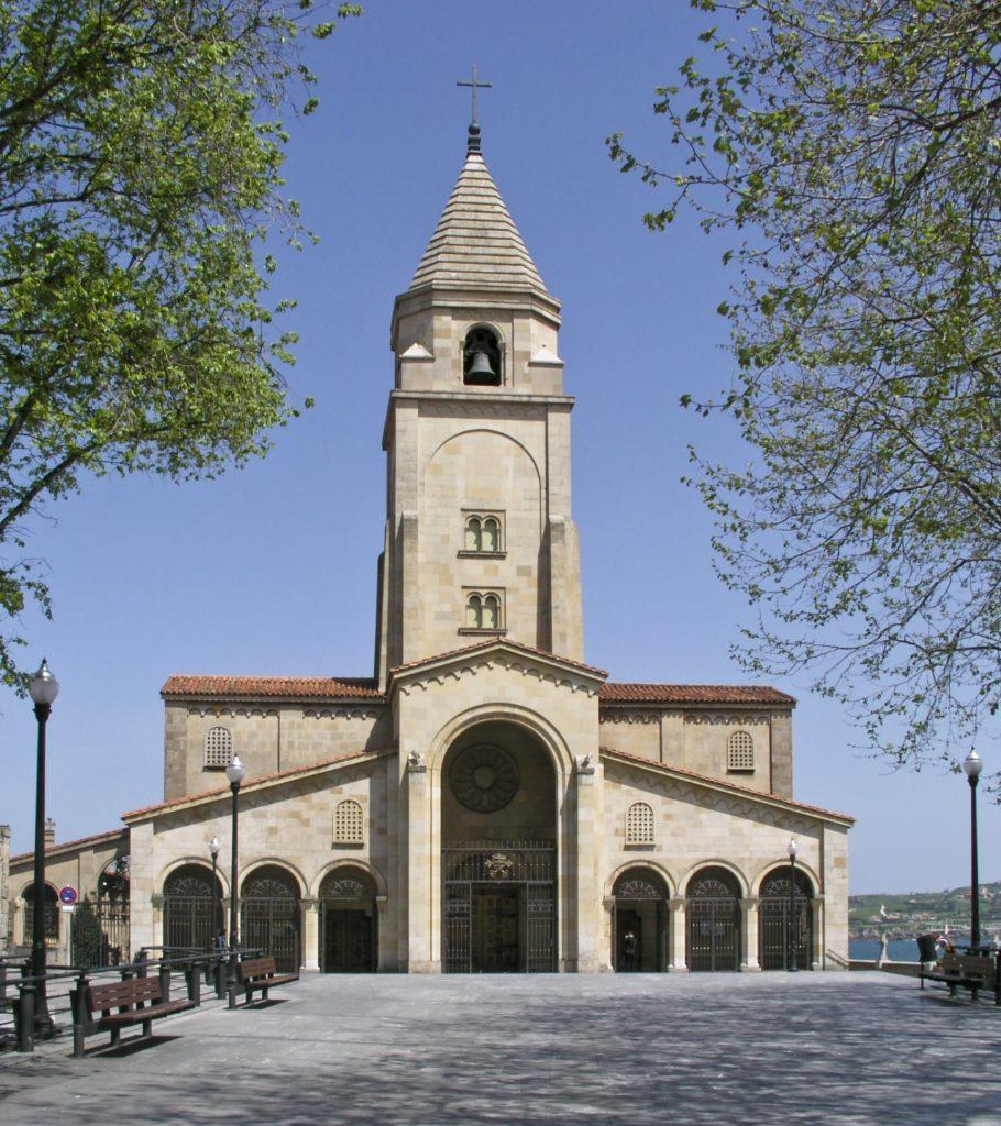san pedro apostol Gijón