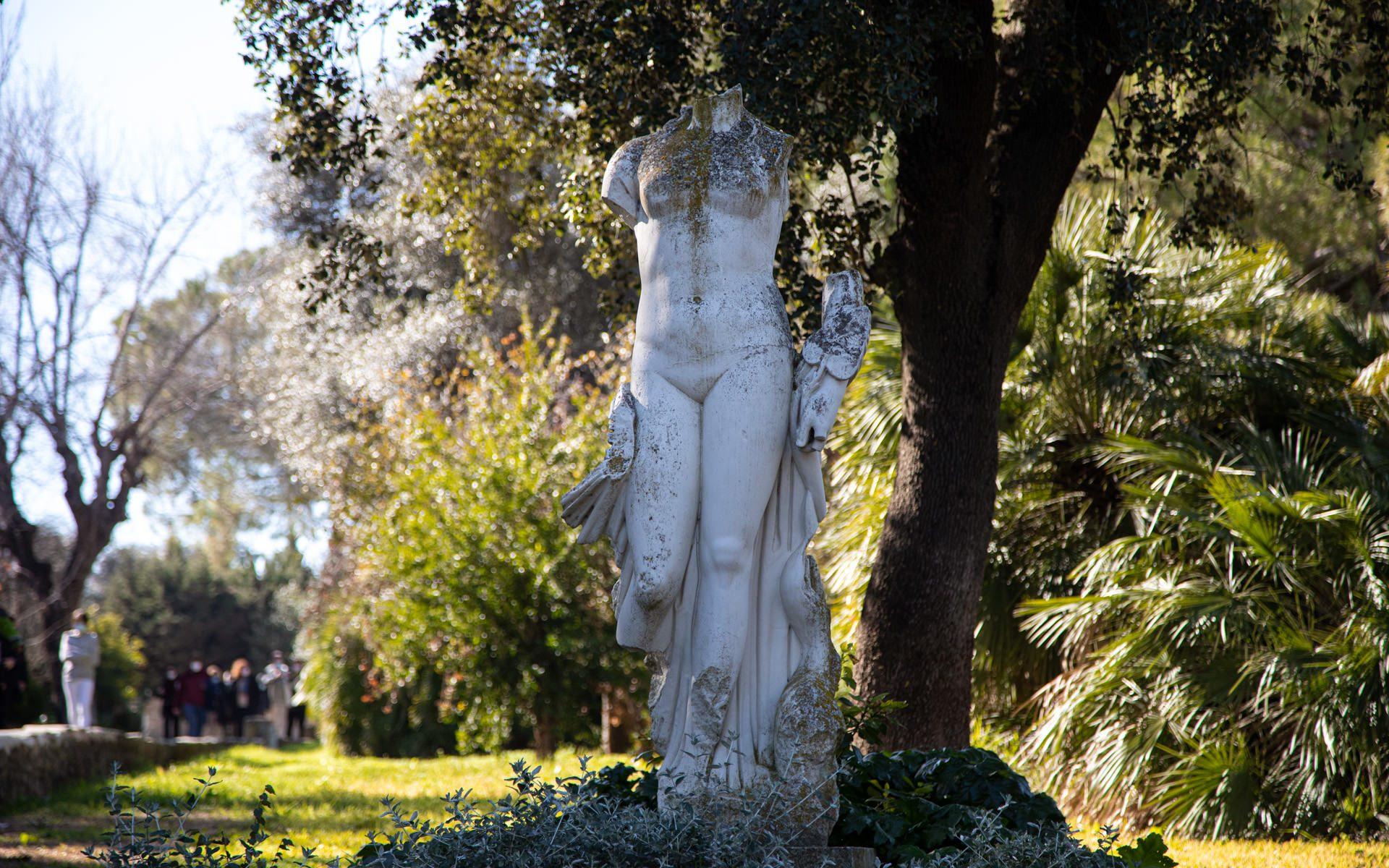 reproducción venus de itálica turismo de proximidad