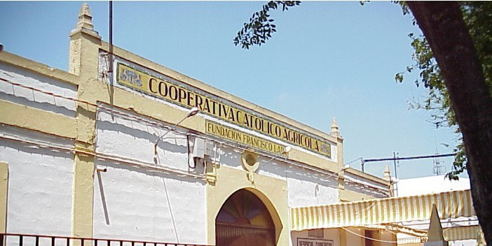 bodegas cooperativa católica museo del moscatel chipiona